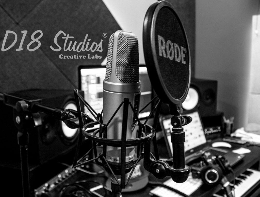 D18 music studio